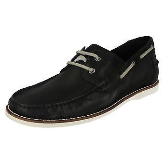 Mens Anatomic Co Smart Casual Boat Shoe Yago