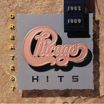 Greatest Hits 1982-1989 [VINYL] by Chicago