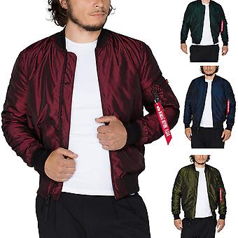 Alpha Industries Jacke MA-1 LW Iridium