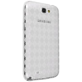 Technocel Clear Slider Skin for Samsung Galaxy Note II - Clear