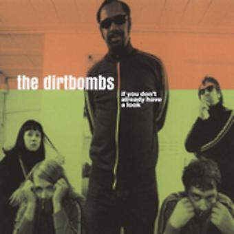 Dirtbombs - If You Don't Already Have a Look [CD] USA import