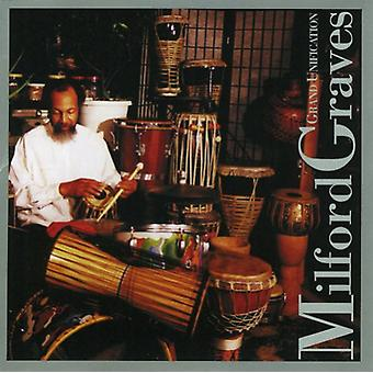 Milford Graves - Grand Unification [CD] USA import