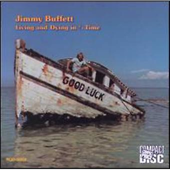 Jimmy Buffett - Living & Dying in 3/4 Time [CD] USA import