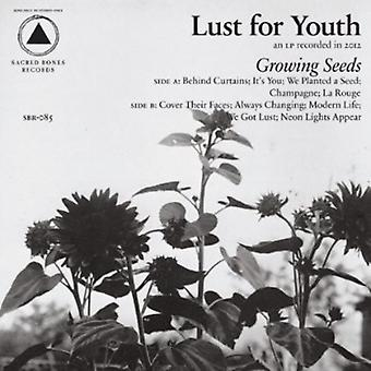 Lust for Youth - Growing Seeds [CD] USA import