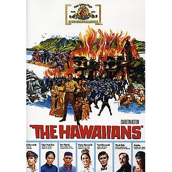 Hawaiians [DVD] USA import
