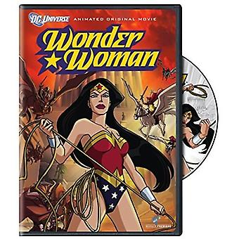 DCU: Wonder Woman - jubileums utgåva Mfv [DVD] USA import
