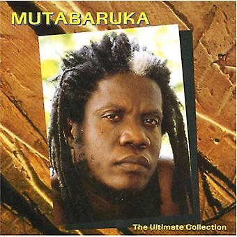 Mutabaruka - Ultimate Collection [CD] USA importieren