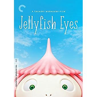 Jellyfish Eyes [DVD] USA import