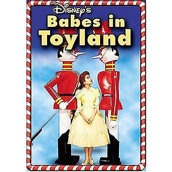 Babes in Toyland [DVD] USA import