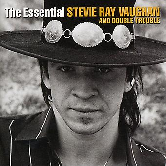 Stevie Ray Vaughan - Essential Stevie Ray Vaughan & Double Trouble [CD] USA import