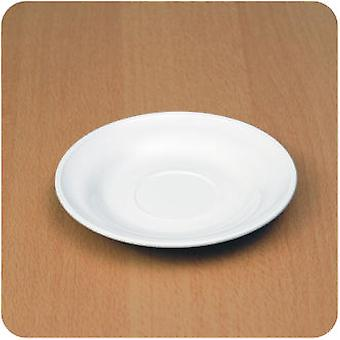 Bienestar Senior Dessert Plate / Polycarbonate Breakfast 175 X 25 Mm