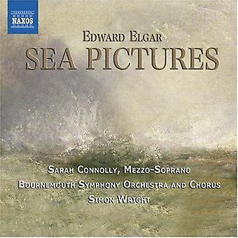 E. Elgar - Edward Elgar: Sea Pictures [CD] USA import