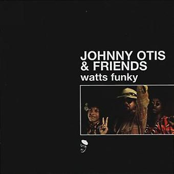 Johnny Otis & Friends - Watts Funky [Vinyl] USA import