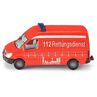 Siku Ambulance  (Toys , Vehicles And Tracks , Mini Vehicles , Building And Trade Workers)