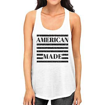 Американский сделанный хлопок Женская безрукавка мило 4 июля дизайна