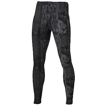 Asics Herren Laufhose fuzeX Graphic Tight Grau - 129885-2063