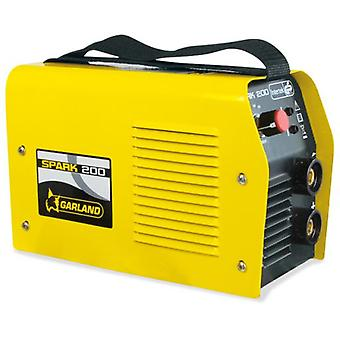 Garland Spark Electric Welder 200 230 V - 10/180 A - Inverter