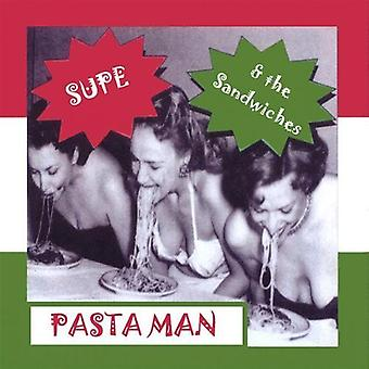 Supe & de broodjes - Pasta Man 'Live' [CD] USA import