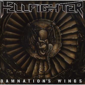 Hellfighter - Damnations vinger [CD] USA importerer