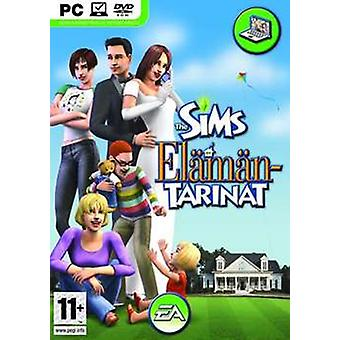 THE SIMS LIFE STORIES (PC DVD)