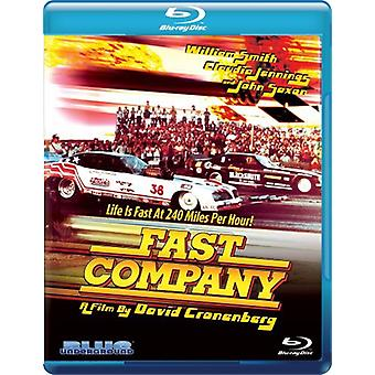 Fast virksomhed (1979) [BLU-RAY] USA importere
