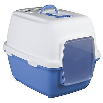 Trixie Hygienic tray Xavi Blue-White (Cats , Grooming & Wellbeing , Litter Trays)