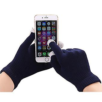ONX3 (Navy Blue) Universal Unisex One Size Winter Touchscreen Gloves For  Xiaomi Redmi 6A