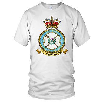 RAF Royal Air Force 612 Aux Squadron Mens T Shirt