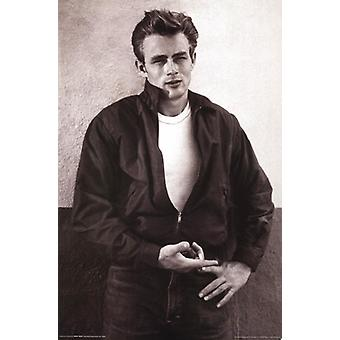 James Dean - Rebel Poster Poster afdrukken