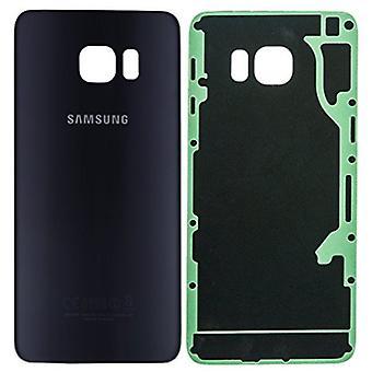 Samsung Galaxy S6 del borde más batería cubierta azul
