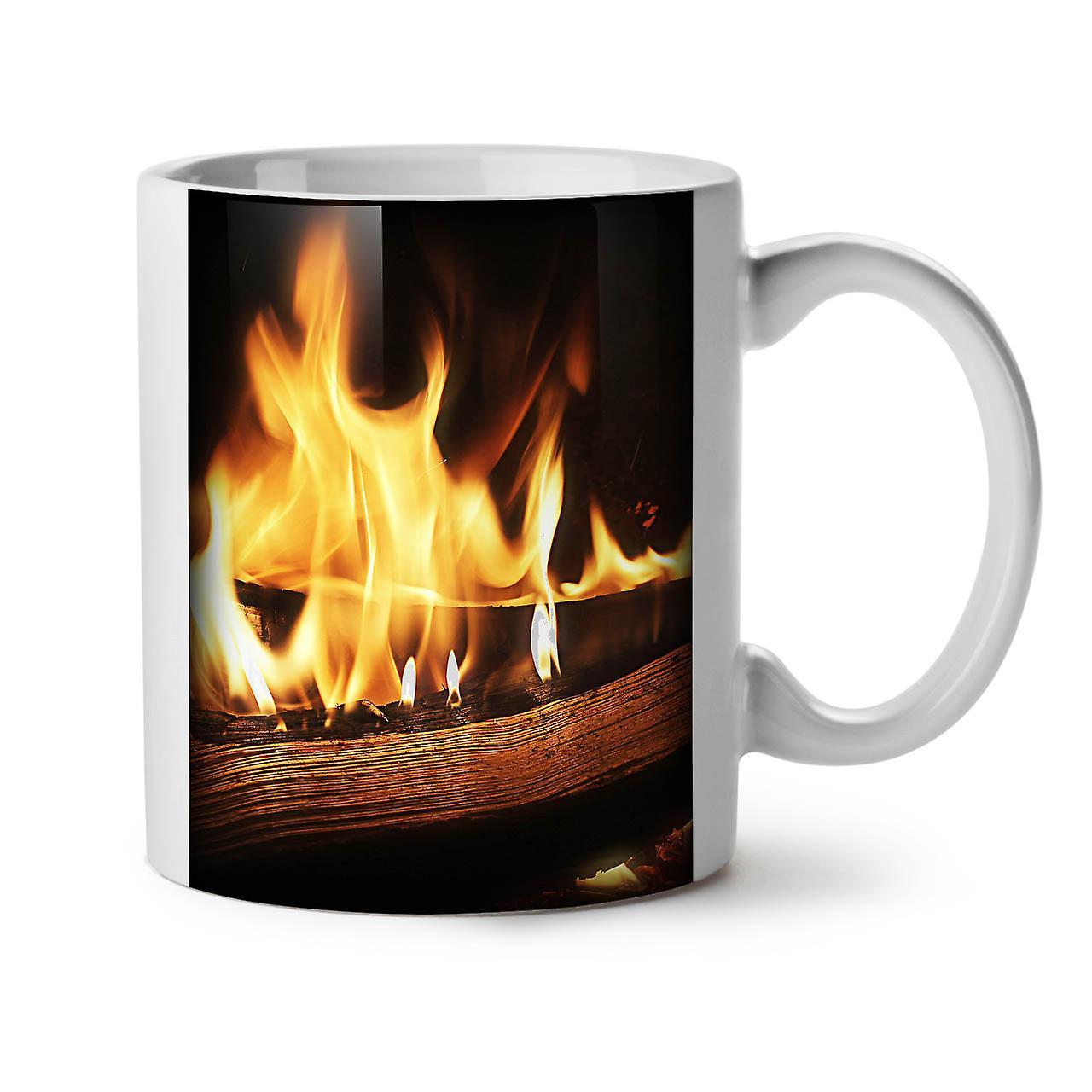 Café Burning OzWellcoda Feu Thé Céramique Livre Blanc 11 Nouveau Tasse reCxBoQdW