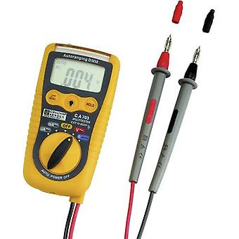 Handheld multimeter Chauvin Arnoux C.A 703 Calibrated to: Manufacturer's standards (no certificate)