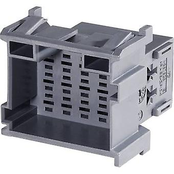 Socket enclosure - cable J-P-T Total number of pins 21 TE Connectivity 1-967630-5 Contact spacing: 5 mm 1 pc(s)