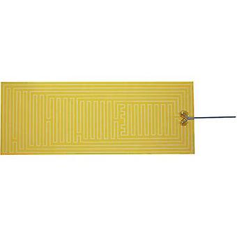 Heating foil self-adhesive 12 Vdc, 12 V AC 35 W IP rating IPX4 (L x W) 520 mm x 196 mm Thermo