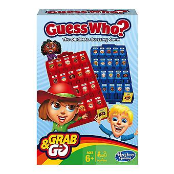 Guess Who Grab and Go Game