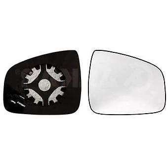 Right Mirror Glass (heated) & Holder For Dacia LOGAN II 2012-2017