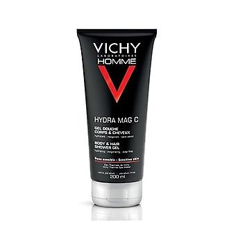 Vichy Homme Hydra Mag C Shower Gel