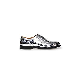 CHURCH'S BURWOOD 6W SILVER LACE UP