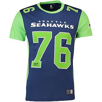 Majestic mesh polyester Jersey shirt - NFL-Seattle Seahawks