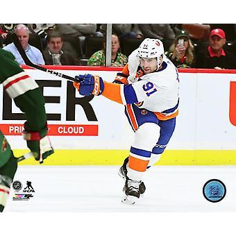 John Tavares 2017-18 Action Photo Print