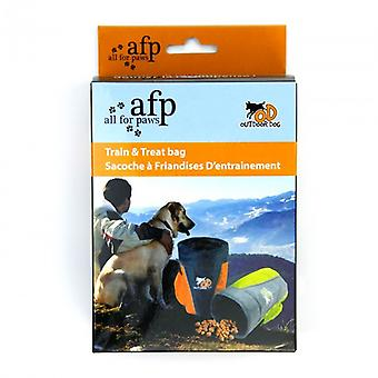 AFP Outdoor-Dog Porta Snack  (Dogs , Bowls, Feeders & Water Dispensers)