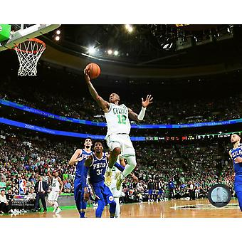Terry Rozier 2017-18 Playoff Action Photo Print