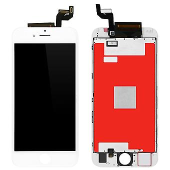 Unità completa di display LCD touch panel per Apple iPhone 6S 4,7 pollici bianco