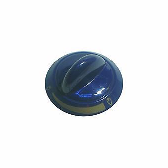 Parkinson Cowan Control Knob Blue, Hotplate/Grill