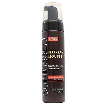 Sunkissed Instant Self Tanning Mousse