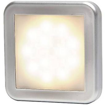 SecoRüt المصابيح نهاية مخطط علامة علامة الجبهة 12 الخامس، 24 V الأبيض والفضة