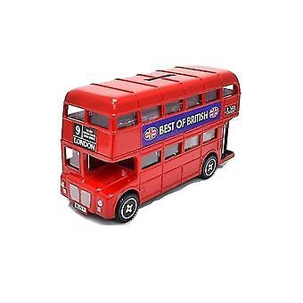 Union Jack Wear London Bus Money Box 11cm