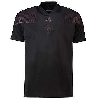 2018-2019 человек УТД Adidas значок тройник (черный)