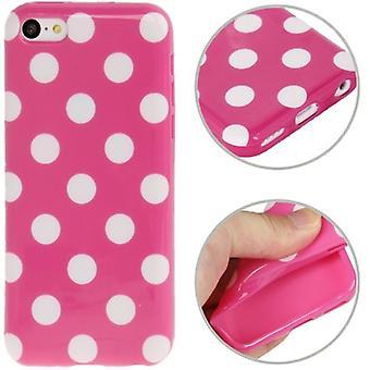 Estojo de protecção para móvel iPhone 5 c.