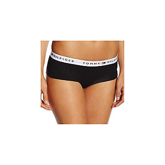 Tommy Hilfiger Cotton Iconic Shorty Brief  - Black